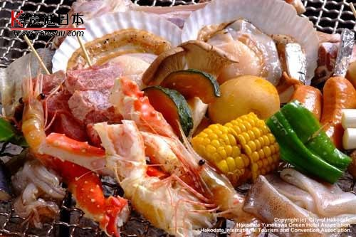 北海道海鲜