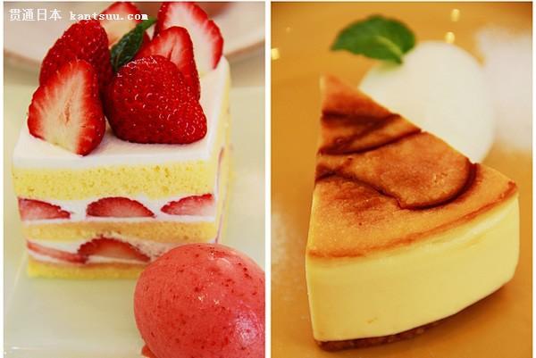 日本甜品大全_带您领略日本甜品店的美味甜品——贯通日本料理频道