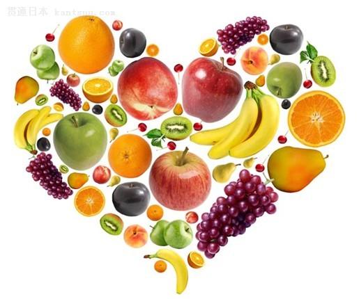 水果种类_水果有胖瘦 需选好品种控制好食量和食用时间