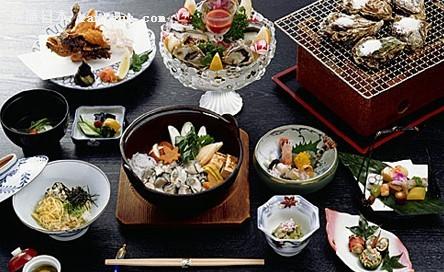 濑户内的鲜鱼料理