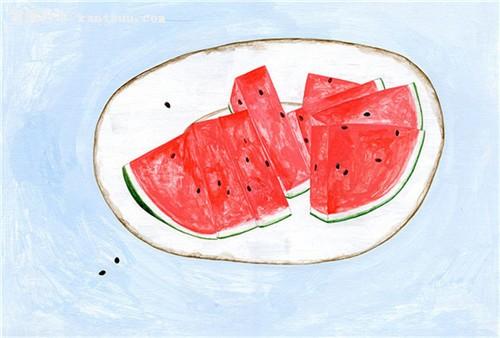 温暖的日本手绘美食插画   小池富美   小池富美(fumi koike)是日本福冈的一位插画师和设计师,喜欢手绘日常生活的点滴,擅长通过细腻的笔触展现平静但又丰富多彩的生活.