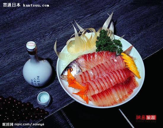 舌尖上的刺身 这可是日本人的最爱