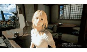与你的虚拟女友外出约会吧!日本IVR推出《AR女友