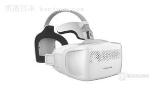 大陆唯一上榜VR品牌 成为日本市场主流VR产品